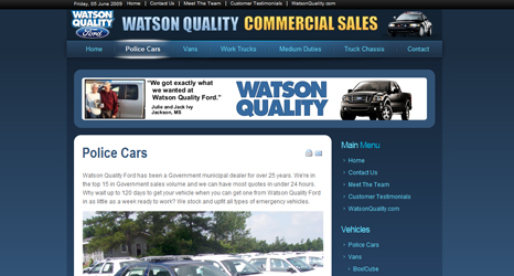 Watson Quality Commercial Sales