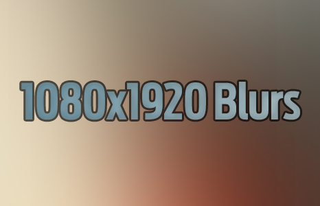 1080 Phone Blur Wallpapers